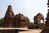 pic of khajuraho  - Khajuraho temples and their erotic sculptures - JPG