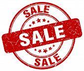 Sale Red Grunge Round Vintage Rubber Stamp.sale Stamp.sale Round Stamp.sale Grunge Stamp.sale.sale V poster