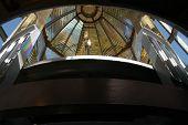 Inside Lighthouse