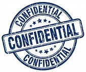confidential poster