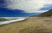 New Zealand West Coast Beach