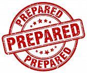 preparation poster