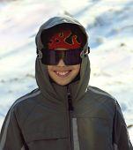 Snow Goggles Boy
