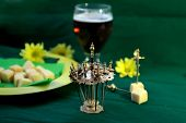 St Patick'S Day Still Life