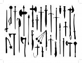 picture of longsword  - weapon collection - JPG