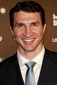 BEVERLY HILLS - SEP 17: Wladimir Klitschko at the Montblanc Charity Auction Gala to Benefit Unicef