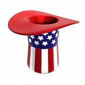 Uncle Sam Hat 03