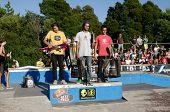 Amateur Rank Winners