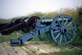 Cannon, US-amerikanischer Belagerung Linie