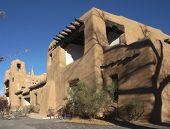 Museum Of Art In Santa Fe