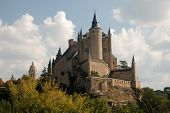 Alcazar (Castle) Of Segovia, Spain