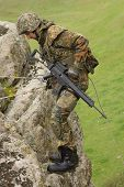 Soldier Does Alpinism