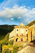 picture of senora  - Nuestra Senora de Valvanera Monastery - JPG