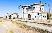 Estação de Duas Igrejas, Portugal