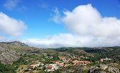 Castro Laboreiro Village, North Of Portugal.