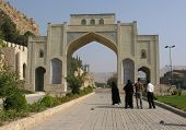 Darvazeh Korean (Entrance To Shiraz) Gate, Iran