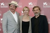 VENICE -SEP 1: John C Reilly; Kate Winslet; Christoph Waltz at the 68th Venice International Film Fe