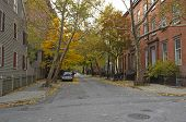 Autumn In Brooklyn Heights