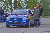 Rally carrera Casale Monferrato