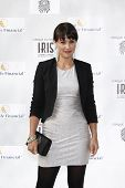 LOS ANGELES - SEPT 25: Constance Zimmer at the IRIS, A Journey Through the World of Cinema by Cirque