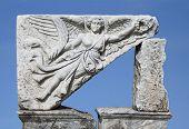 The Goddess Of Victory (nika), Ephesus, Turkey