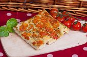 Italian Focaccia Snack