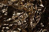 Golden grunge texture. Vintage abstract golden background for your design. Luxury golden background. poster