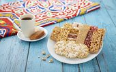 Egyptian Prophet Muhammad Birthday Celebration Breakfast Desserts, Egyptian Culture poster