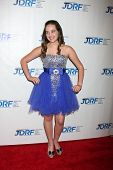 LOS ANGELES - MAY 19:  Mary Mouser arrives at the JDRF's 9th Annual Gala at Century Plaza Hotel on May 19, 2012 in Century City, CA
