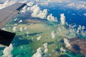 Turks and Caicos lagune