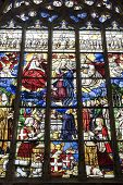 Church Of Brou (bourg-en-bresse): Stained Glass Window