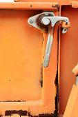 Side Lock Of Truck