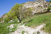 Chufut-kale, Spelaean City - Fortress