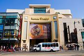 HOLLYWOOD - SEPTEMBER 4: Kodak Theatre on September 4, 2011. Since its opening on November 9, 2001,