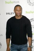 BEVERLY HILLS - MARCH 9: David Ramsey arrives at the 2013 Paleyfest