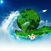 Tierra verde. Resumen Antecedentes ambientales para su diseño