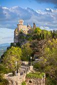 Castelo de San Marino - La Cesta ou Fratta, seconda Torre