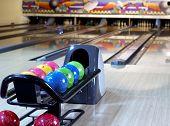 Bowling Balls And Pins