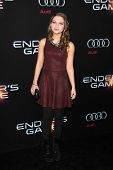 LOS ANGELES - OCT 28:  Sammi Hanratty at the