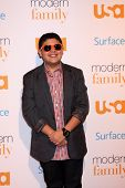LOS ANGELES - OCT 28:  Rico Rodriguez at the Modern Family on USA Network Fan Appreciation Event at