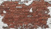 ������, ������: Brick wall grunge texture