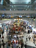 Dubai Duty Free at the International Airport