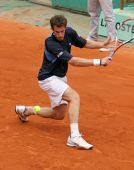 Andy Murray At Roland Garros 2009