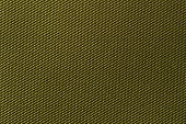 foto of khakis  - Weaved textile background in khaki base macro - JPG