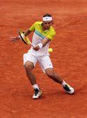 Rafael Nadal At Roland Garros 2009