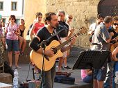 Songwriter And Singer Claudio Spadi