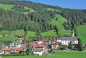 Oberau,Wildschoenau,Tirol,Austria