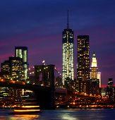 Night At  New York City