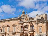 Palace In Malta