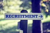 Recruitment Signpost